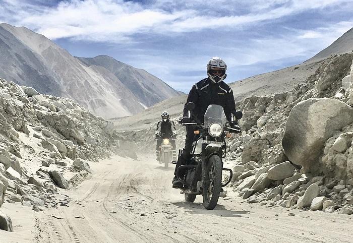 Leh Ladakh Bike Trip by Wild Triumph