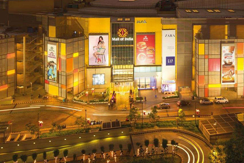 Biggest mall of India